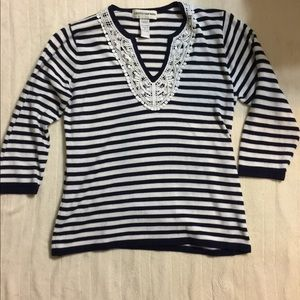 Super Snazzy Cathy Daniels M- 14/16  Long-sleeve